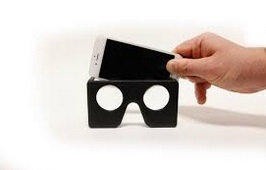Visore Pieghevole Realtà Virtuale