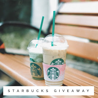 Enter the May Starbucks Insta Giveaway. Ends 6/1. Open WW
