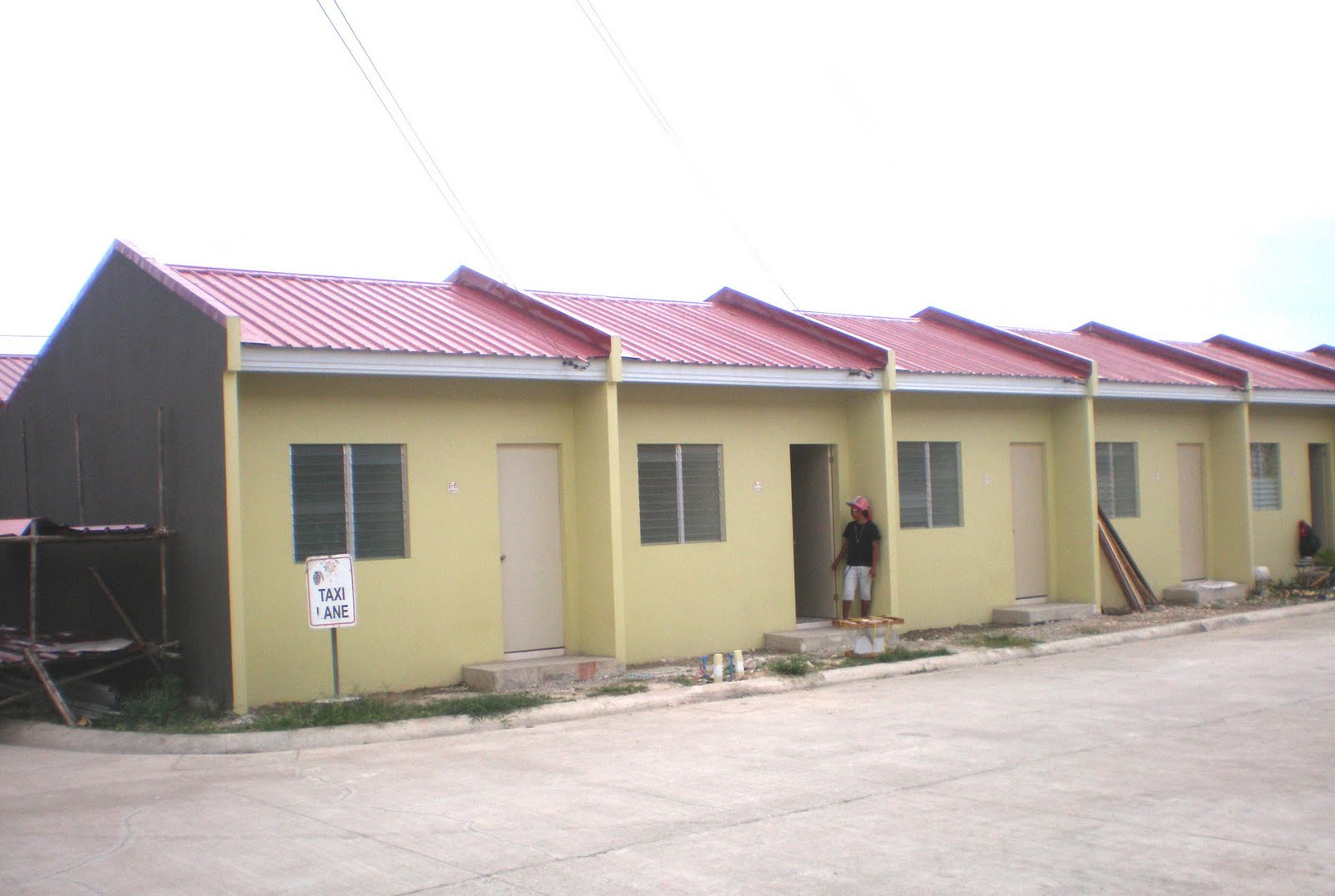 Nicebalay For Sale Cheap House And Lot In Angelica Homes