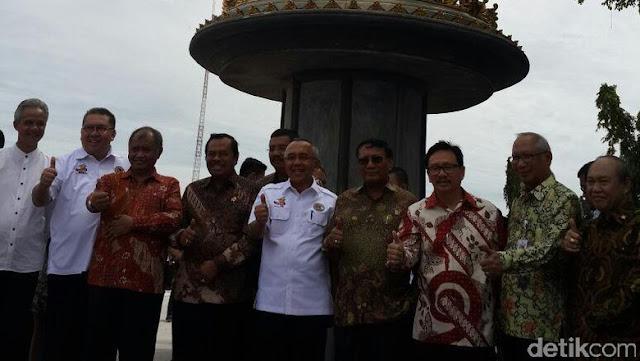 Pembangunan Tugu Integritas Sedot Ratusan Juta, Ketua KPK: Tidak Masalah