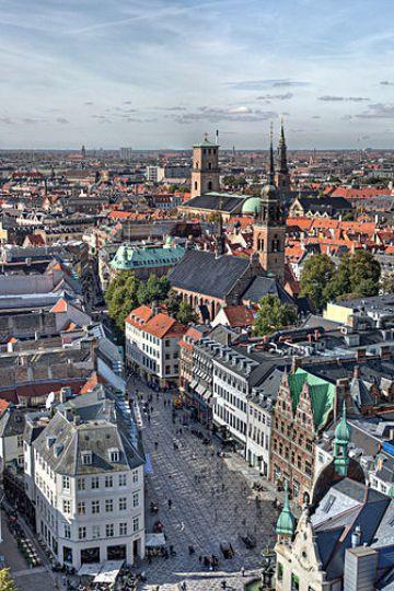 Strøget, Kopenhagen
