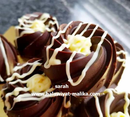 حلوة الشوكولاته بدون طياب سهلة ولذيذة