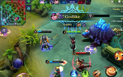strategi mobile legends