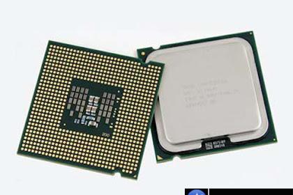 Pengertian Dan Fungsi Processor Secara Lengkap