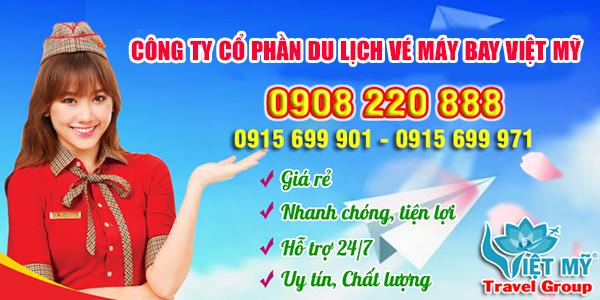 Vé máy bay đi Hải Phòng khu vực Aeon Mall Tân Phú