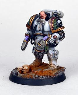 HERESY - Death Guard Moritat