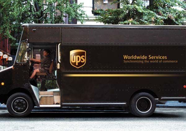 Ups Delivery Jeannie Gray Knits