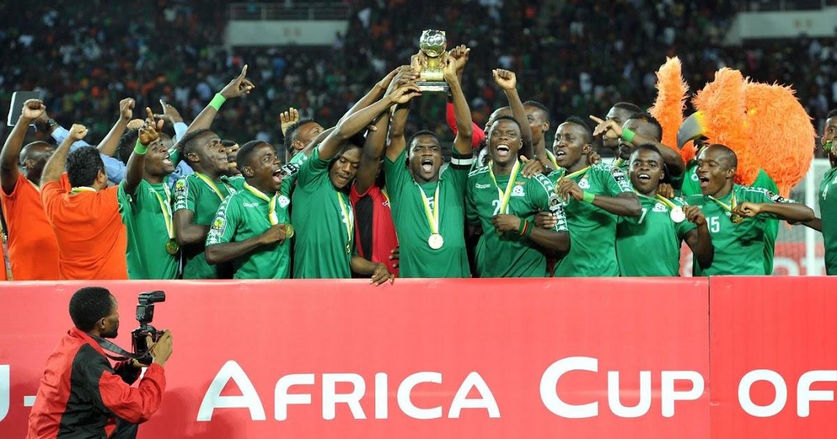Can u20 zambie 2017 tous les r sultats sunu foot - Resultat foot coupe d afrique ...