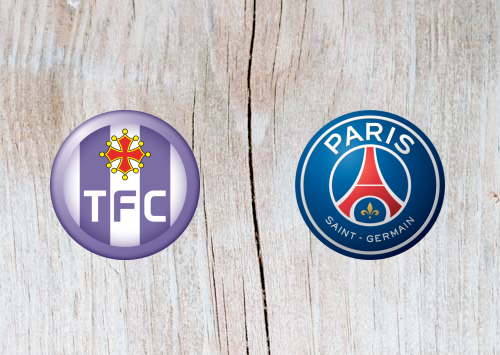Toulouse vs PSG Full Match & Highlights 31 March 2019