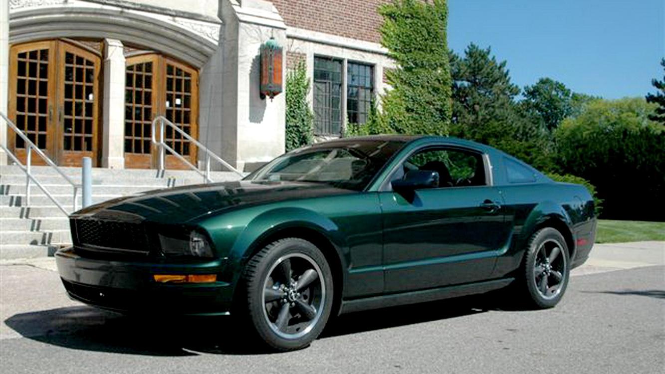 1968 Ford Mustang 390 Gt 2 2 Fastback >> Fastest Ford Mustang Part 9 : 2008 Mustang Bullitt