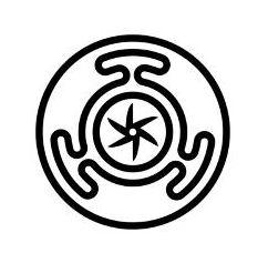 Símbolos Wicca y su significado Rueda de Hecate