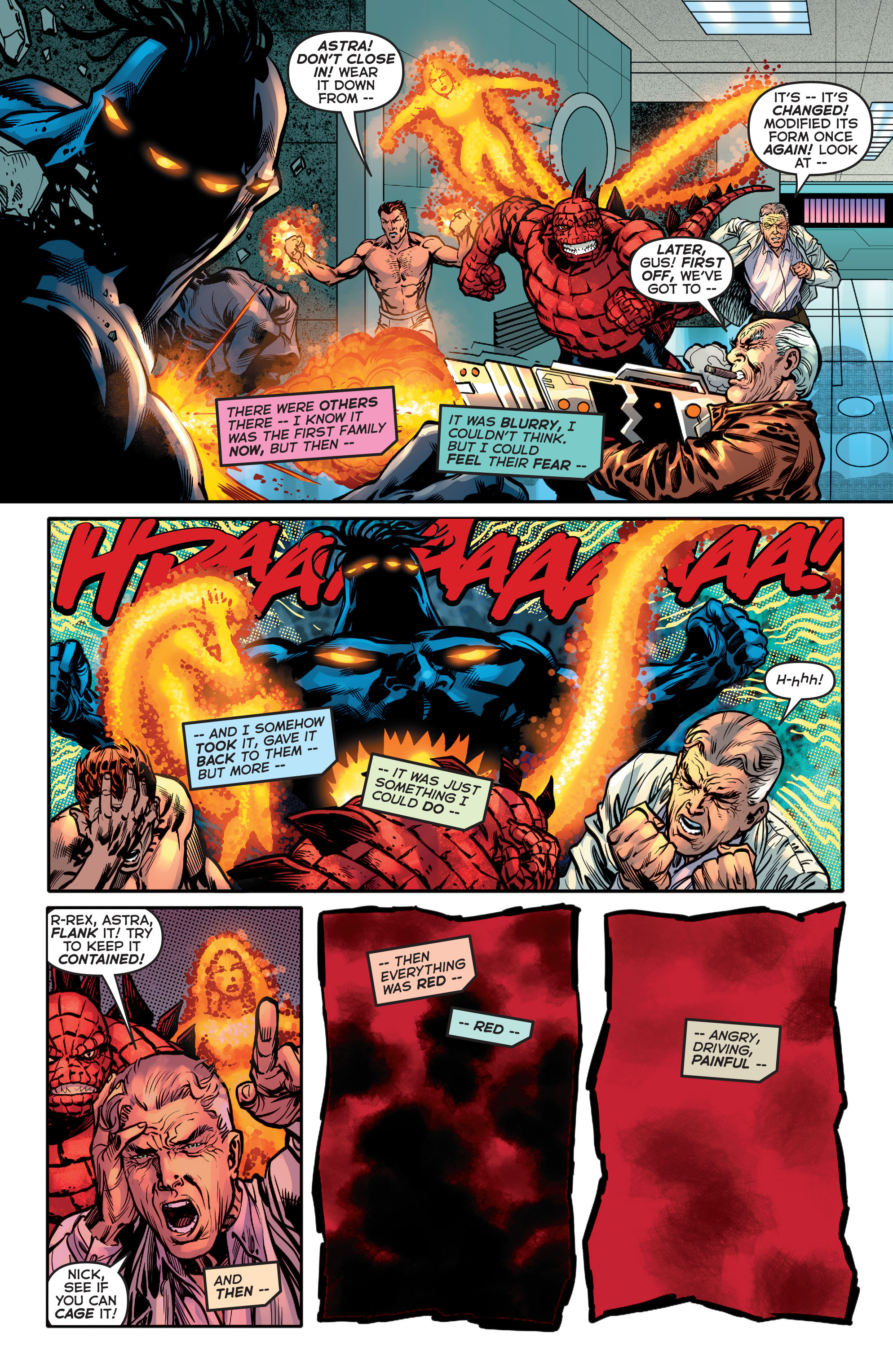 Read online Astro City comic -  Issue #31 - 5