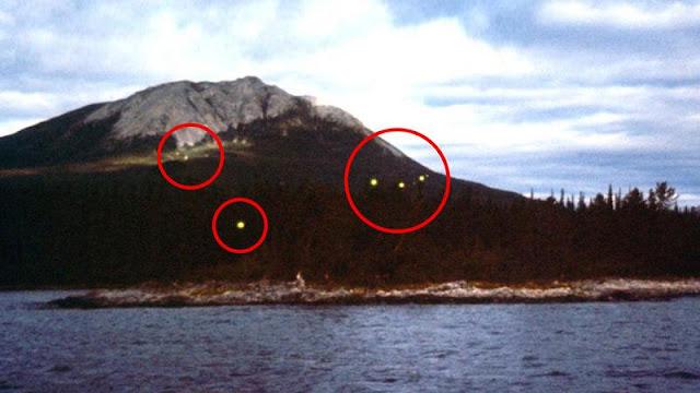 Quale è la causa delle misteriose luci che appaiono durante i terremoti?