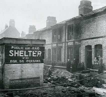 Blast Proof Windows >> The Olde Curiosity Blog: #WW2 Air Raid Shelters In Britain Used In The Second World War