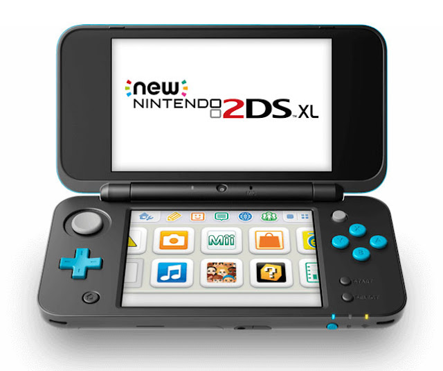 Nintendo 2DS XL Outed, Better Version of 2DS But Still Affordable
