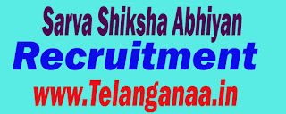 SSA (Sarva Shiksha Abhiyan) Recruitment Notification 2017