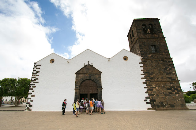 Chiesa di La Oliva-Fuerteventura