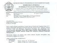 Bimtek Petugas SMK Untuk Program Bantuan Sarana & Prasarana Dit. PSD Tahun 2017 (Manado)
