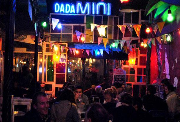 Bar Dada Mini Tienda em Córdoba