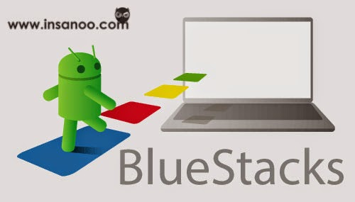 Menjalankan aplikasi android di PC dengan bluestacks