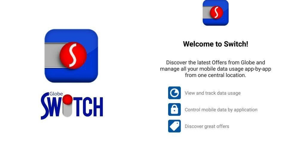How to Use Globe Switch App to Get Free Internet and Promo ...
