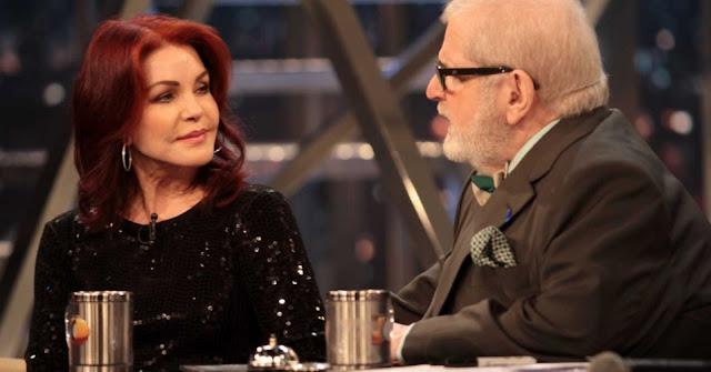 Priscila Presley e Jô