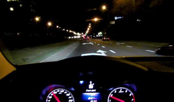 Tips Aman Mengemudikan Mobil Di Malam Hari