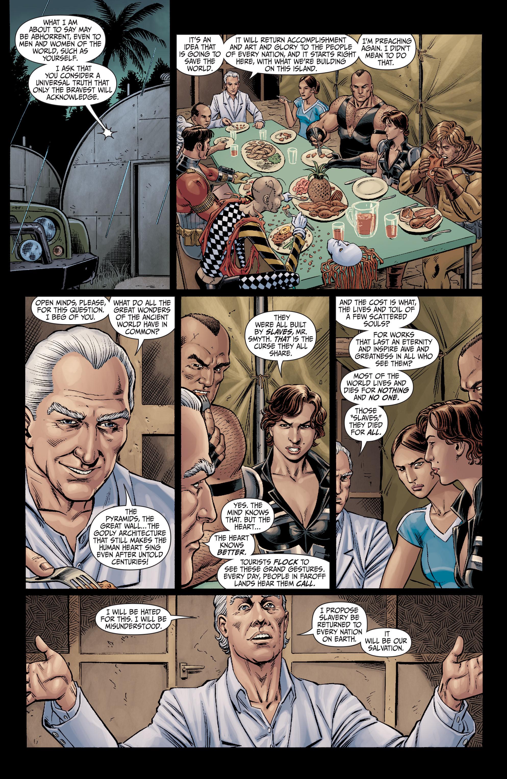 Read online Secret Six (2008) comic -  Issue #11 - 6