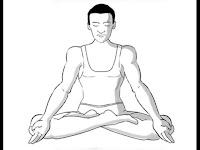 Ternyata Yoga Padmasana ini mempunyai manfaat dalam kesehatan tubuh dan pikiran