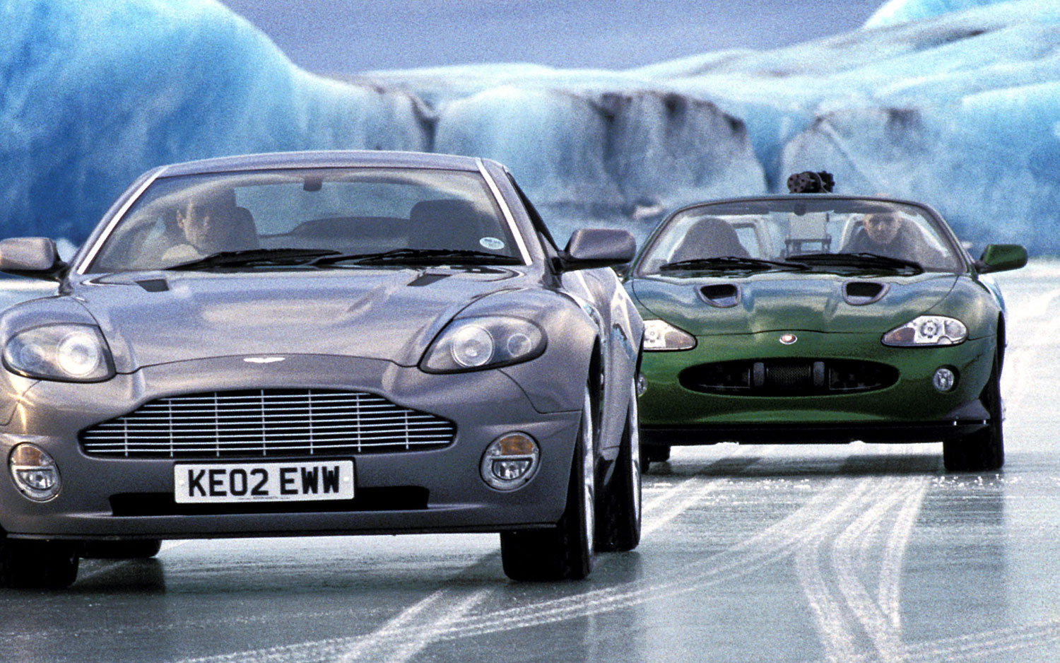 Definitely Motoring Aston Martin Db7 The James Bond Car