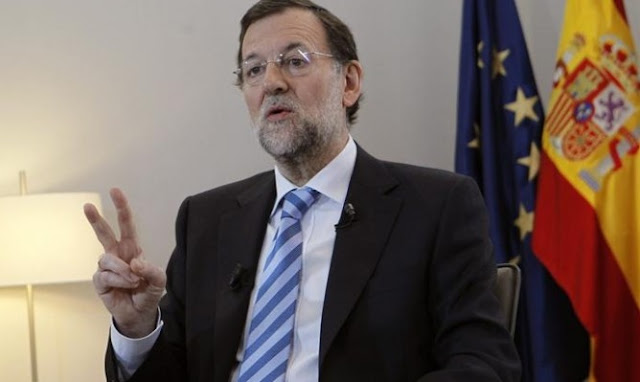 Mariano Rajoy presidente de España