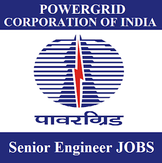 Power Grid Corporation of India Limited, PGCIL, Graduation, Senior Engineer, freejobalert, Sarkari Naukri, Latest Jobs, pgcil logo