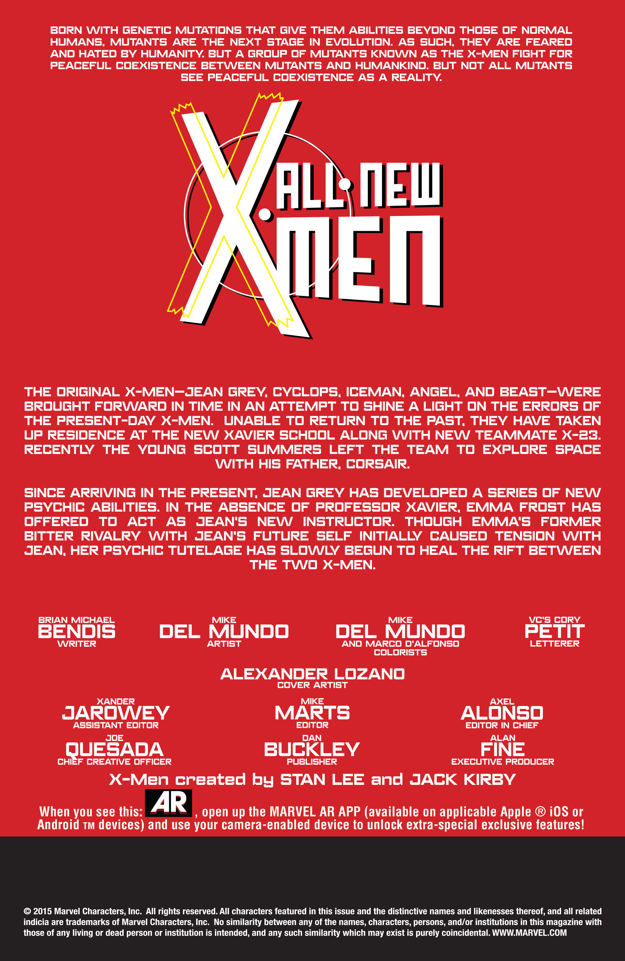 Read online All-New X-Men (2013) comic -  Issue #37 - 2