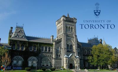 منحة بقيمة 10.000$ من جامعة Toronto في كندا
