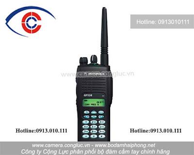 Bộ đàm Motorola GP 338.