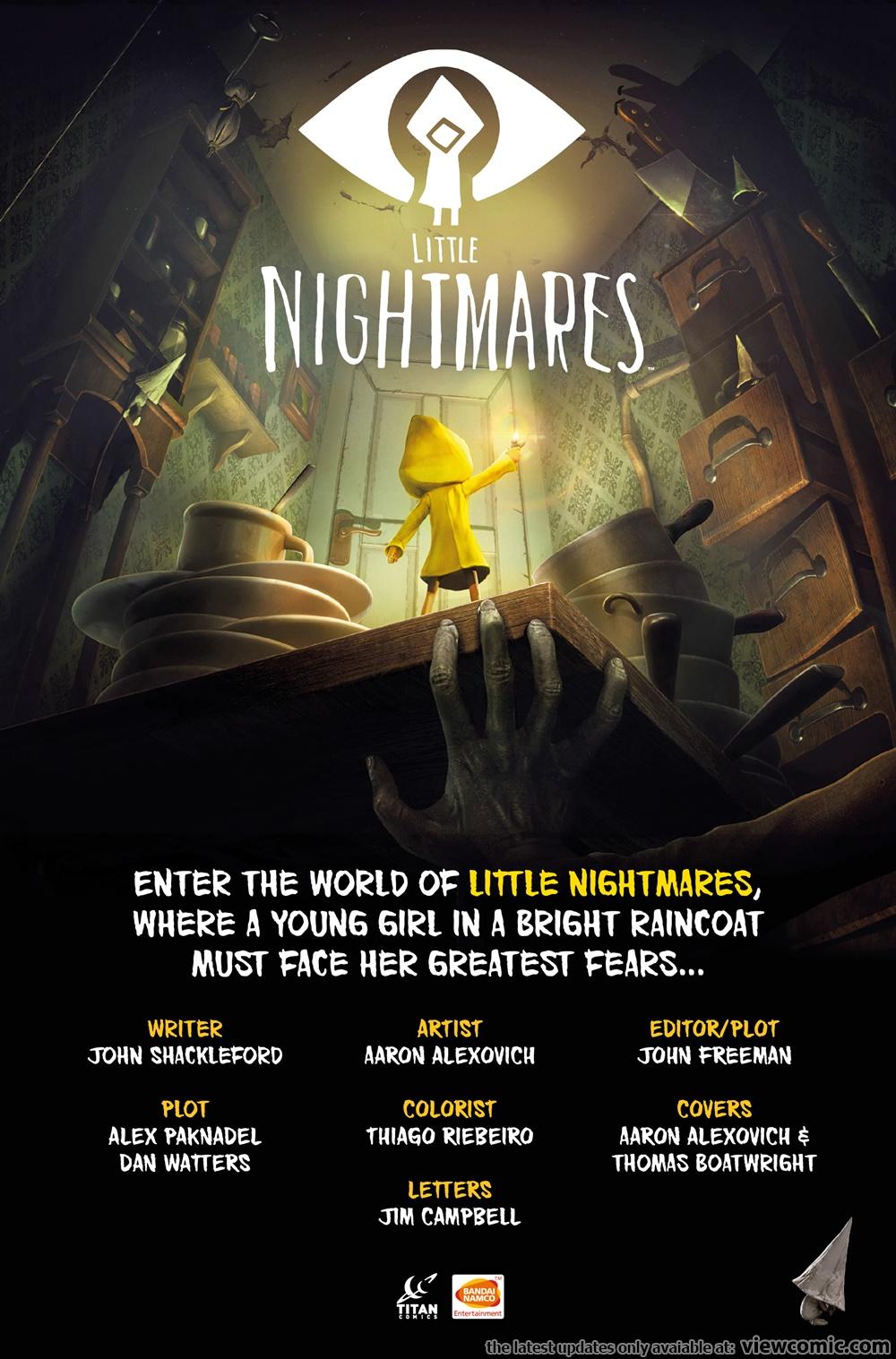 little nightmares online free