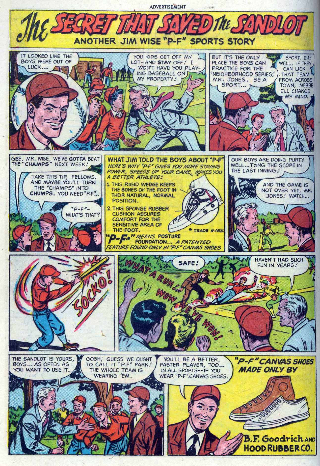 Read online Action Comics (1938) comic -  Issue #120 - 30