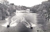 Kerrville Louise Hays Park water skier