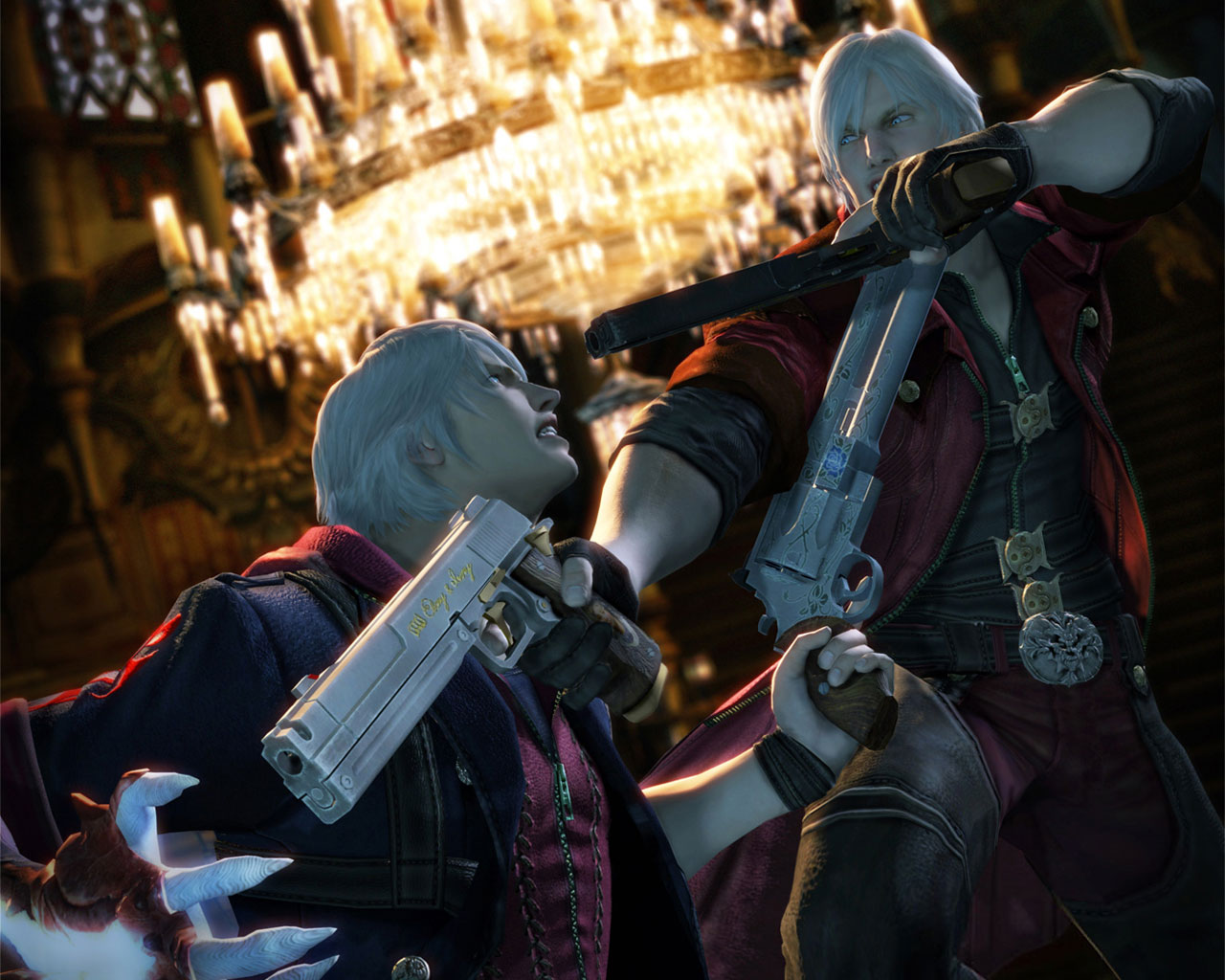 Devil May Cry 5 : Leaked Details Claims  Game Will Arrive Late 2018/Early 2019.