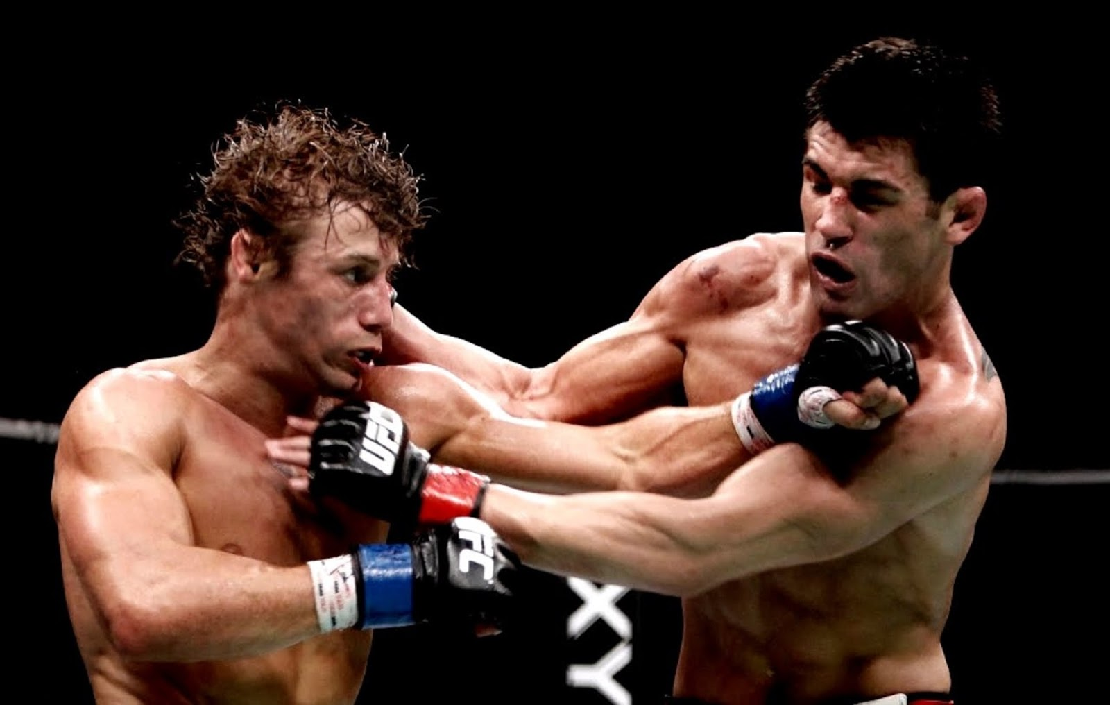 DOMINICK CRUZ VS. URIJAH FABER 4
