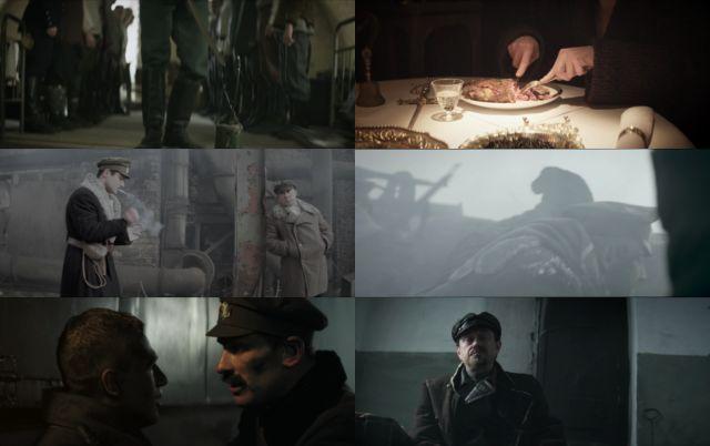 Kruty 1918 (2019) HD 1080p y 720p Latino Dual