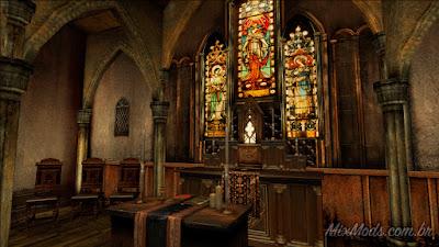 gta sa san mod cathedral igreja church san fierro sf grace interior