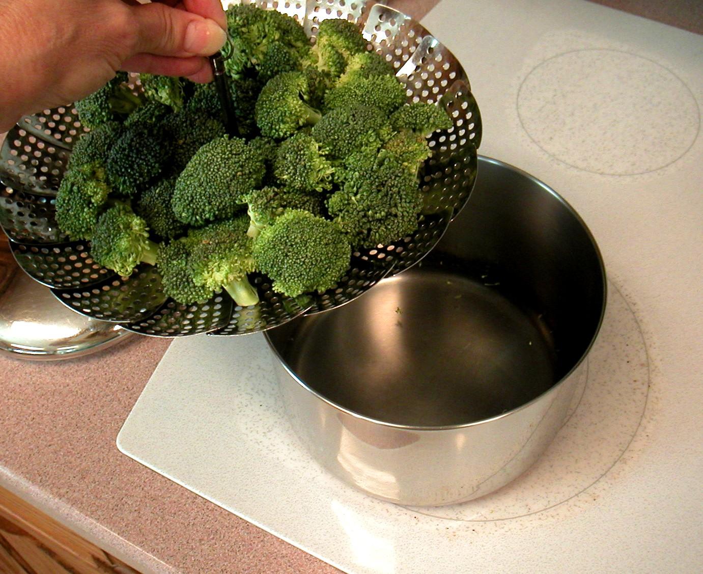 Resep Masakan Brokoli Tahu Putih Untuk Bayi