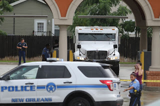 Loomis security officer shot to death during New Orleans robbery
