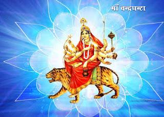 Devi maa chandra ghanta