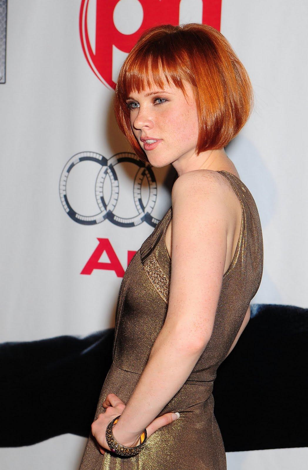 Girl S Hairstyle Natalya Rudakova