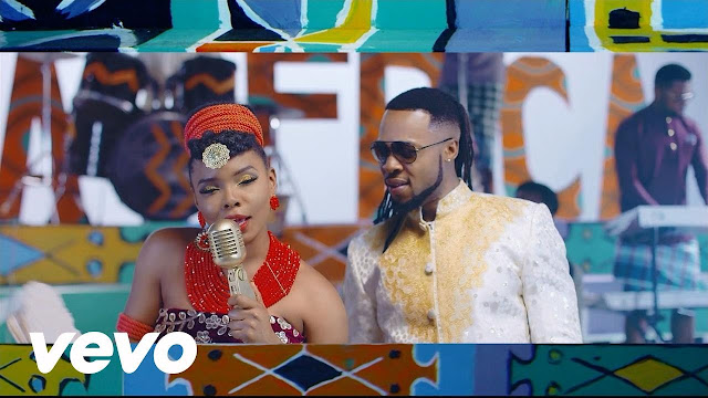 Yemi Alade ft Mr Flavour -  Kom Kom