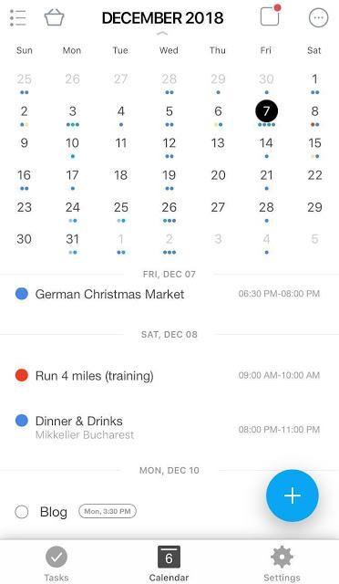 تطبيقات تنظيم الوقت