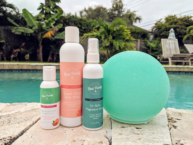 Real Purity Body Therapy Products