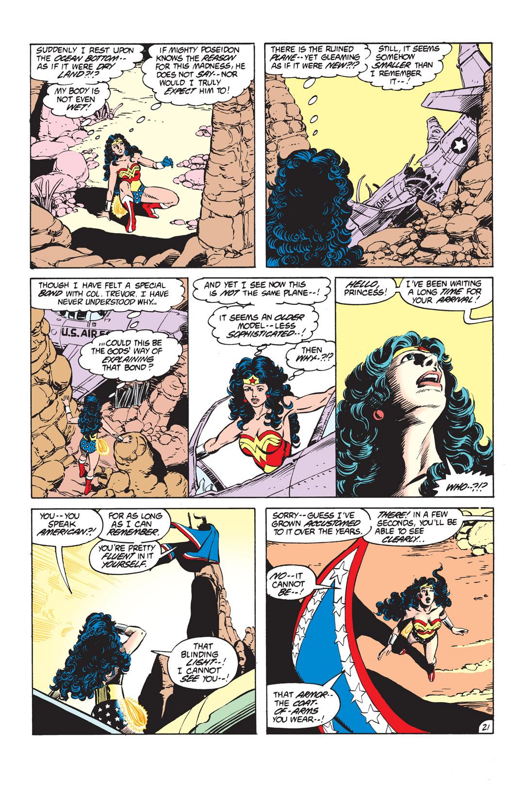 Read online Wonder Woman (1987) comic -  Issue #11 - 21